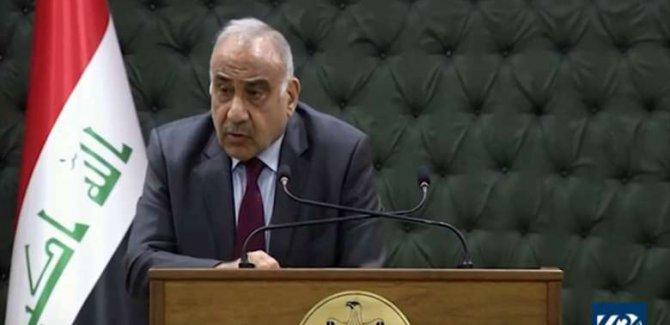 Abdulmehdi: Kürdistan Bölgesi ile ilişkilerimiz çok iyi