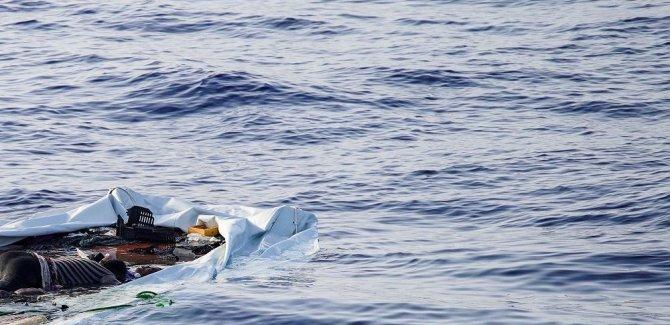 Sığınmacı teknesi battı: En az 50 ölü