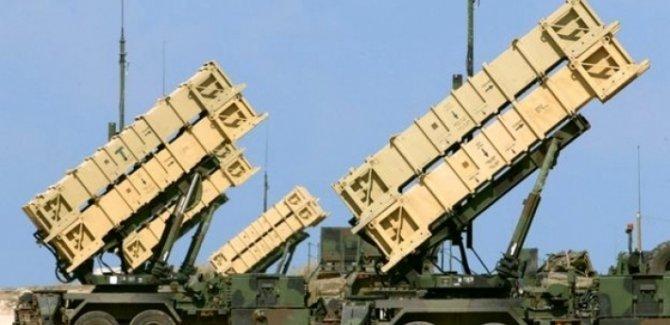 ABD, İran'a karşı Patriot füze sistemleri yerleştiriyor