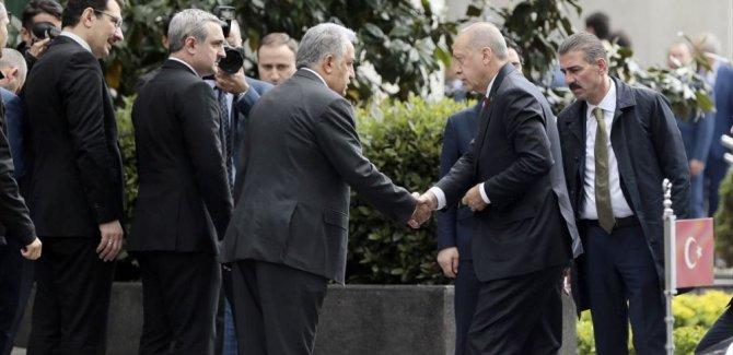 Erdoğan başkanlığında '23 Haziran' toplantısı
