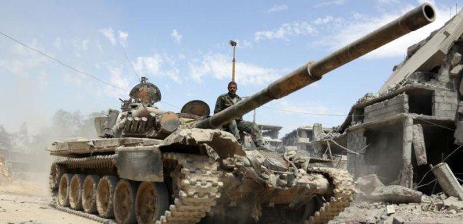 Şer û pevçûn li Hema û Idlibê berdewam in