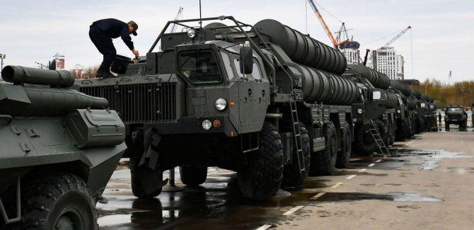 'ABD, Türkiye'ye S-400 alımını ertelemeyi teklif etti'