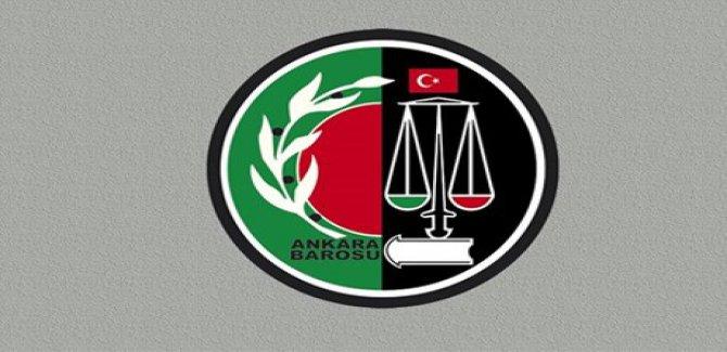 Ankara Barosu seçim için İstanbul'a taşınıyor