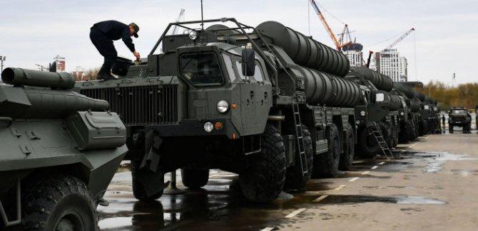 Rusya: ABD'ye rağmen Türkiye ile S-400 anlaşması tüm hızıyla uygulanıyor