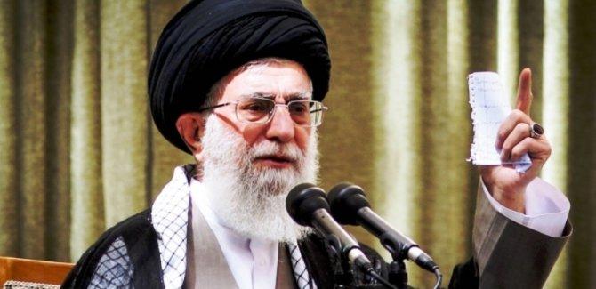 Hamaney: ABD'ye karşı seçeneğimiz direniştir