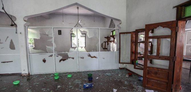 Bir Cami Saldırısı Daha