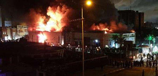 Irak'ın Necef kentinde gösteri: 4 ölü, 17 yaralı