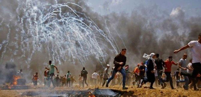 Gazze'de Çatışmalar Devam Ediyor
