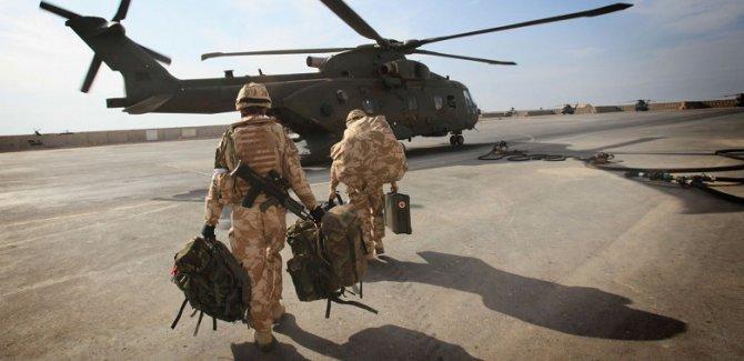 İngiltere, Irak ve 3 diğer ülkede alarma geçti