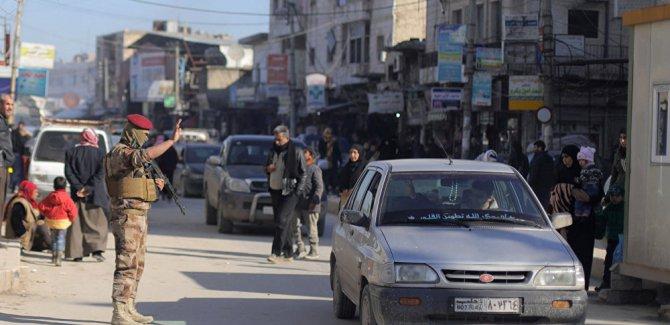 Menbiç'te bomba yüklü araçla intihar saldırısı