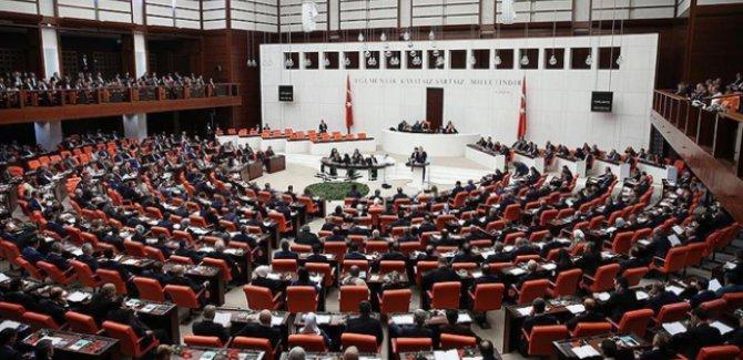 Torba teklif ve yeni askerlik sistemi mecliste