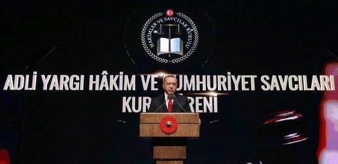 Erdoğan: Türkiye'nin bir daha kötü günlere dönmesine izin vermeyeceğiz