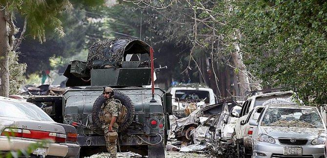 Afganistan'da kör şiddet, intihar saldırısı