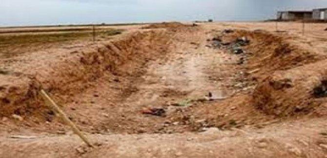 BM, Irak'ta 12 toplu mezar ortaya çıkardı
