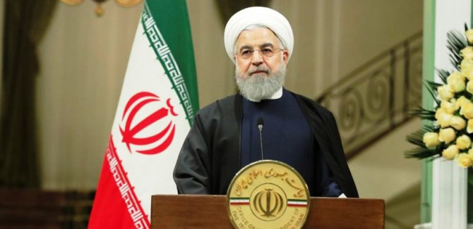 Ruhani: Teslim olmayacağız; direnişle ABD ve İsrail'i yenebiliriz