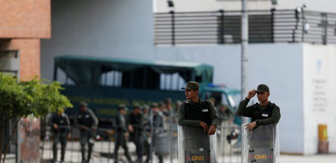 Venezüella'da mahkumlar ve polis çatıştı: 23 ölü