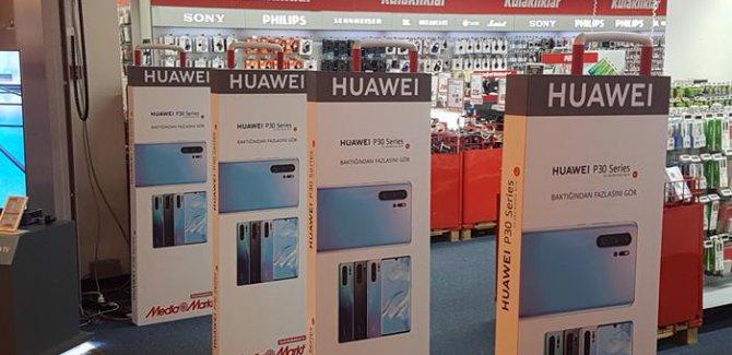 Türkiye Huawei'nin bölgesel üssü oldu