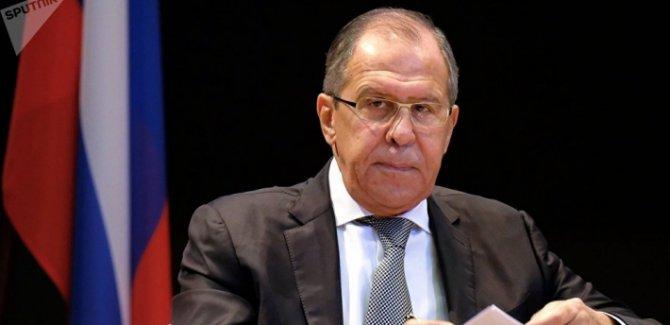 Lavrov: ABD'nin asker gönderme kararı bölgede riskleri arttıracak