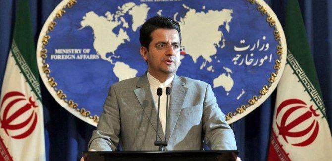 İran: ABD'yle müzakere ortamı görmüyoruz