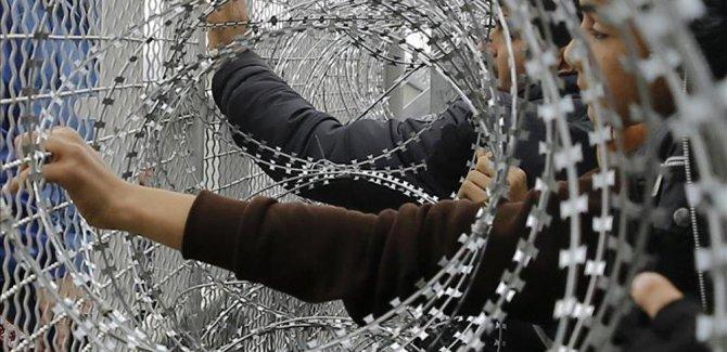 Yunanistan'da darp edilerek Türkiye'ye gönderilen göçmenler: Issız bir yere götürüp elektrikli copla dövdüler