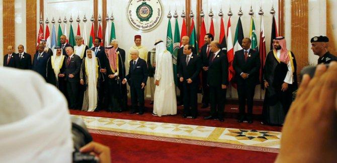 Arap zirvesi sonuç bildirgesinde de İran birinci gündem oldu