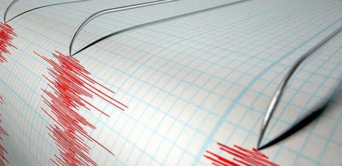 Sakarya'da 4,6 büyüklüğünde deprem