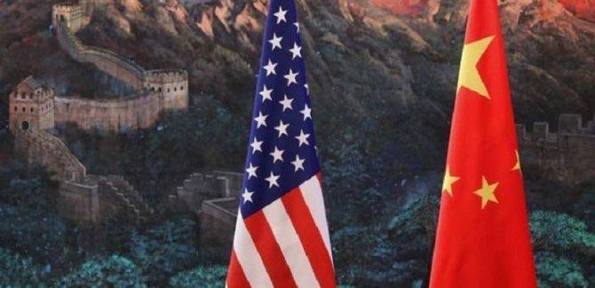 Çin'den ABD'ye: Geri adım atmayacağız