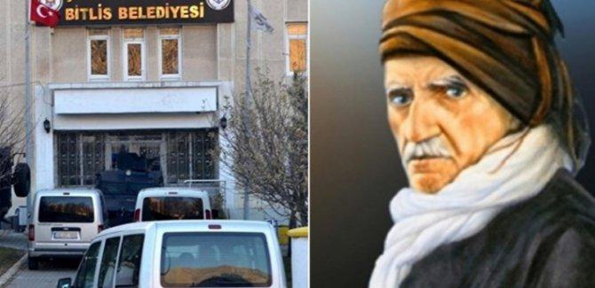 Kürtçe tabela Bitlis'e Said-i Nursi ile geri dönüyor