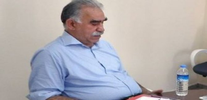 Öcalan: Devlet ve PKK çözüme dair yeni yöntemler geliştirmeli