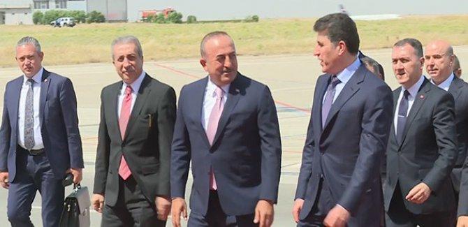 Çavuşoğlu, Neçirvan Barzani için düzenlenen yemin törenine katılacak