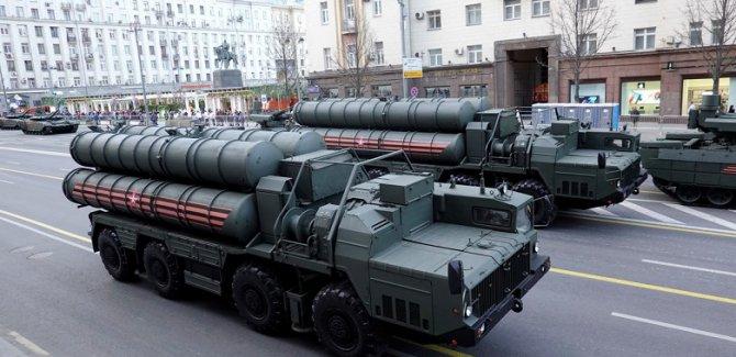 Rusya: S-400 konusunda Türkiye'ye yönelik tüm sorumluluklarımızı yerine getireceğiz
