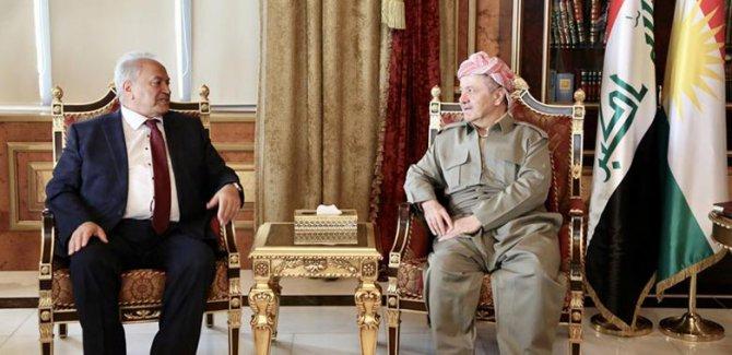 Barzani: Sovyet Kürtleri Kürdistan'ın değerli bir parçası