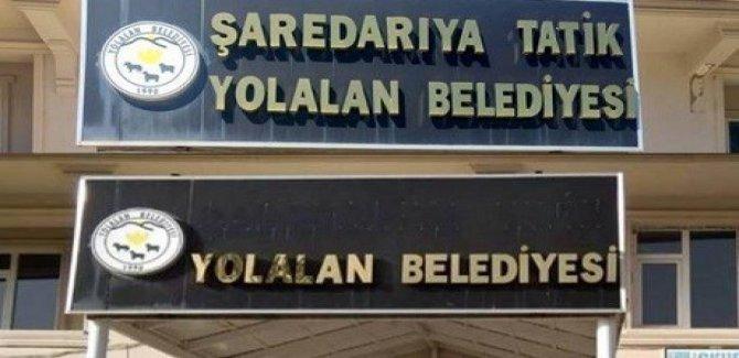 Bitlis'te Kürtçe tabelaların sökülmesine devam ediliyor