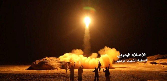 Husiler Suudi havaalanına füze saldırısı düzenledi, '26 kişi yaralandı'