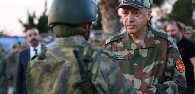Erdoğan: Yeni askerlik sistemini paylaştı