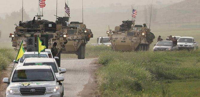 DSG'ye ABD'den yeni yardım: 200 TIR silah