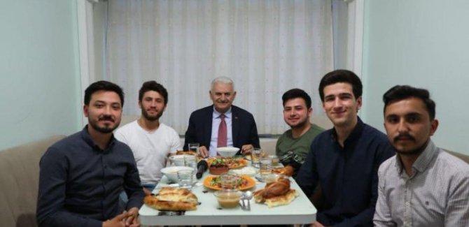 Yıldırım: Kankalarımla bir olacağız, İstanbul'u bir numara yapacağız