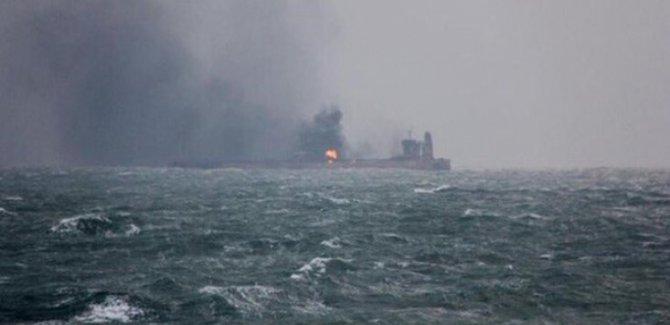 Tankerlerin Patlaması İsrail'in Yaptığı İşti