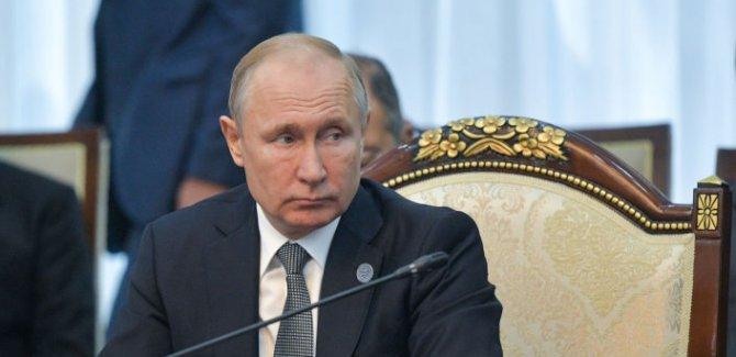 Putin: Dünya ekonomisindeki 'kuralsız dövüşlerden' vazgeçilmeli
