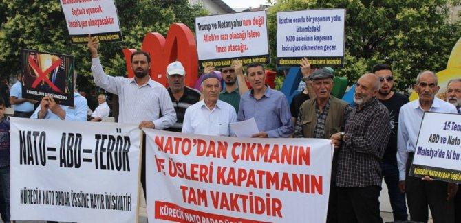 'NATO'dan Çıkılsın Üsler Kapatılsın'