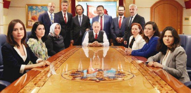 Erdoğan: Devlet adamlığıma uymaz