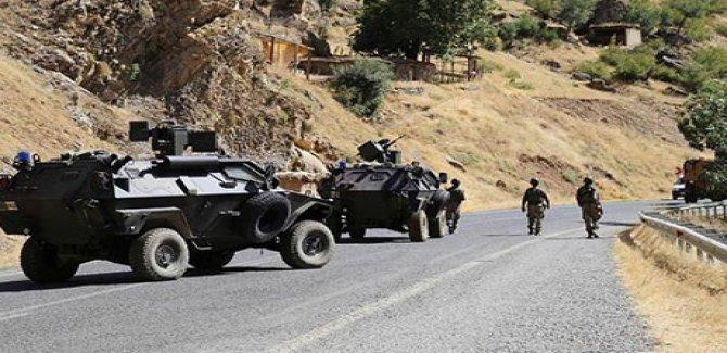 Hakkâri'nin 5 bölgesinde 'Özel Güvenlik Bölgesi' uygulaması