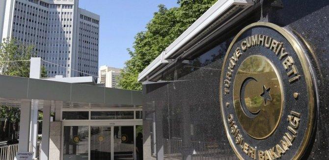 Dışişleri: Yunanistan, AB üyeliklerini suistimal ediyor
