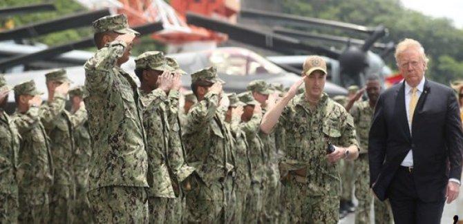 ABD, Ortadoğu'ya asker yığmaya devam ediyor