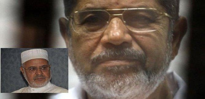 Müslüman Alimler Birliği Başkanı: Suud ve BAE, Mursi'nin kanına bulaştı