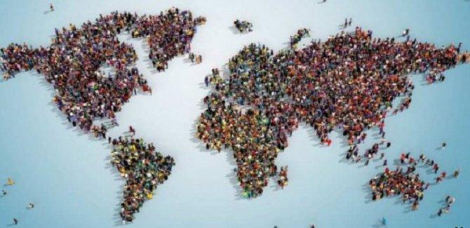 BM:Dünya nüfusu 2050'de 9,7 milyar olacak