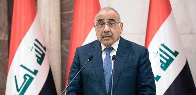 Irak Başbakanı: Yabancı ülkelere ait askerlere izin vermeyeceğiz