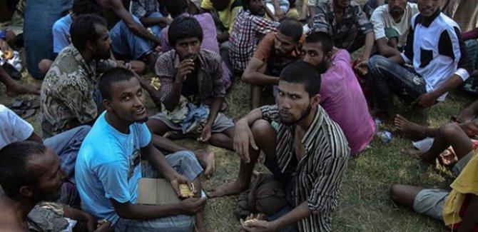 BM:70,8 milyon insan zorla yerinden edildi