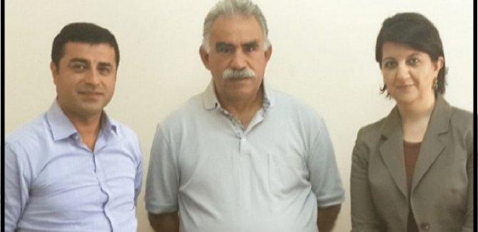 Müderrisoğlu: Öcalan Demirtaş'tan Farklı Düşünüyor