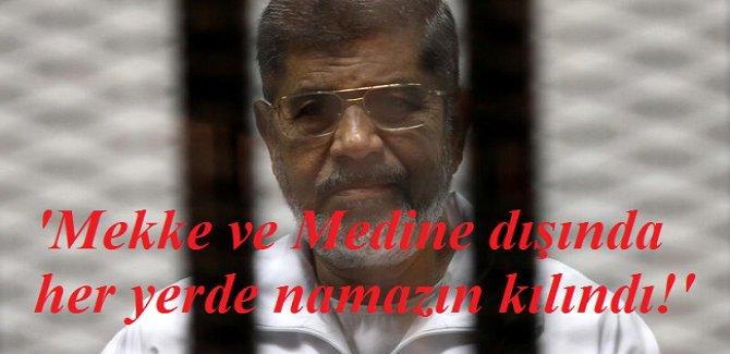 Ey Liderim: 'Mekke ve Medine dışında her yerde namazın kılındı!'